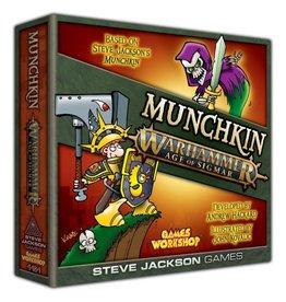 Steve Jackson Games Munchkin: WH: AoS