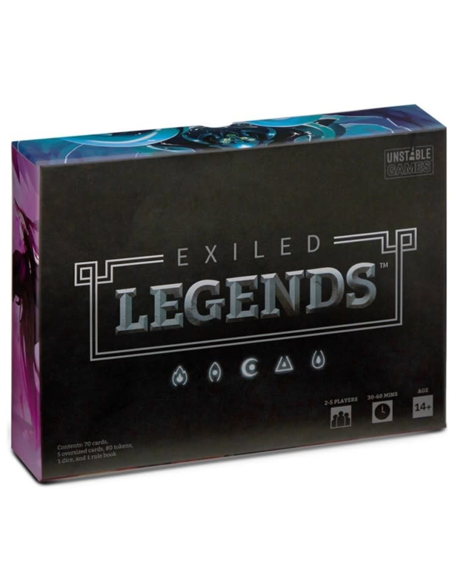 Teeturtle Exiled Legends