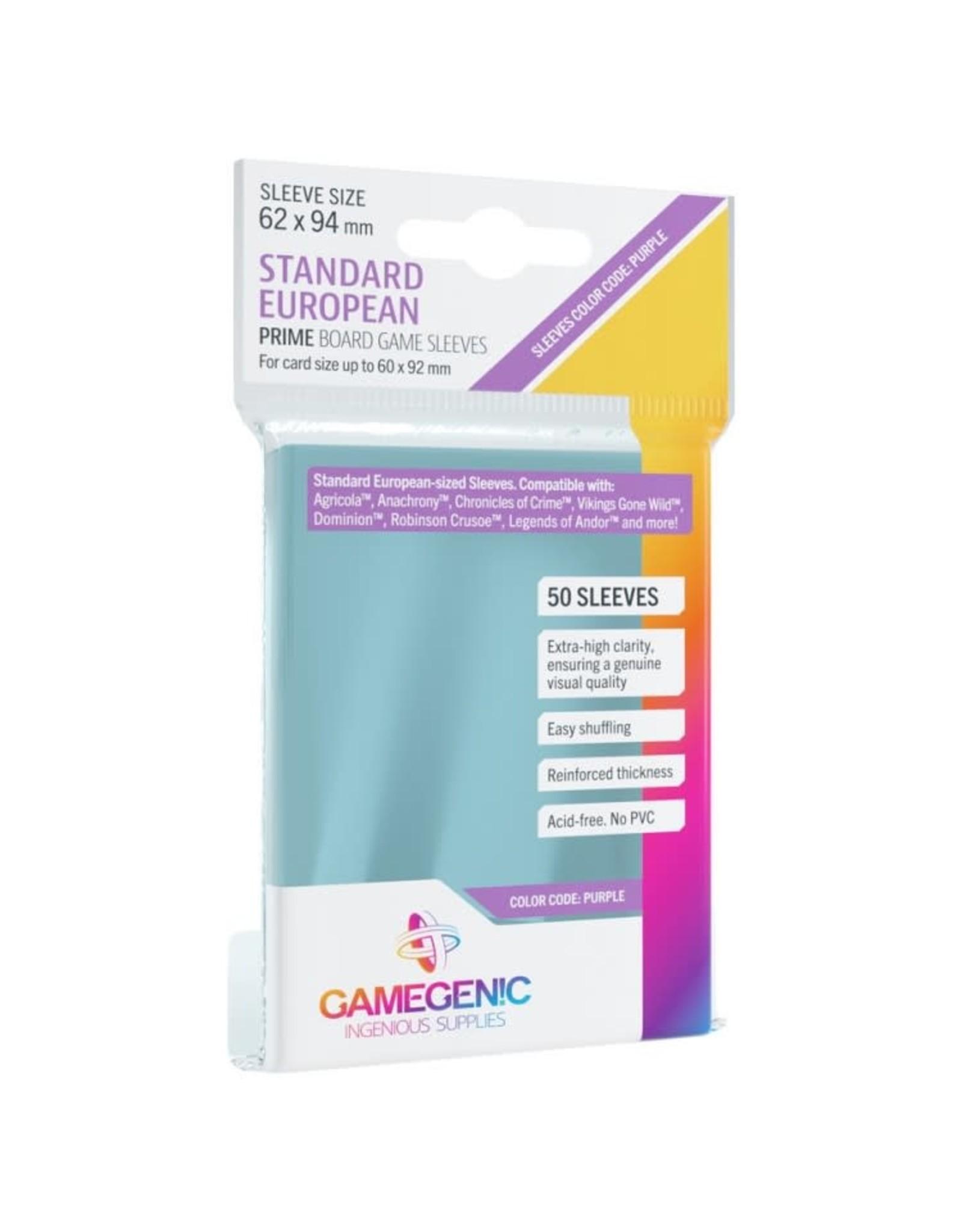 GameGenic DP: Prime: Standard European Purple (50)