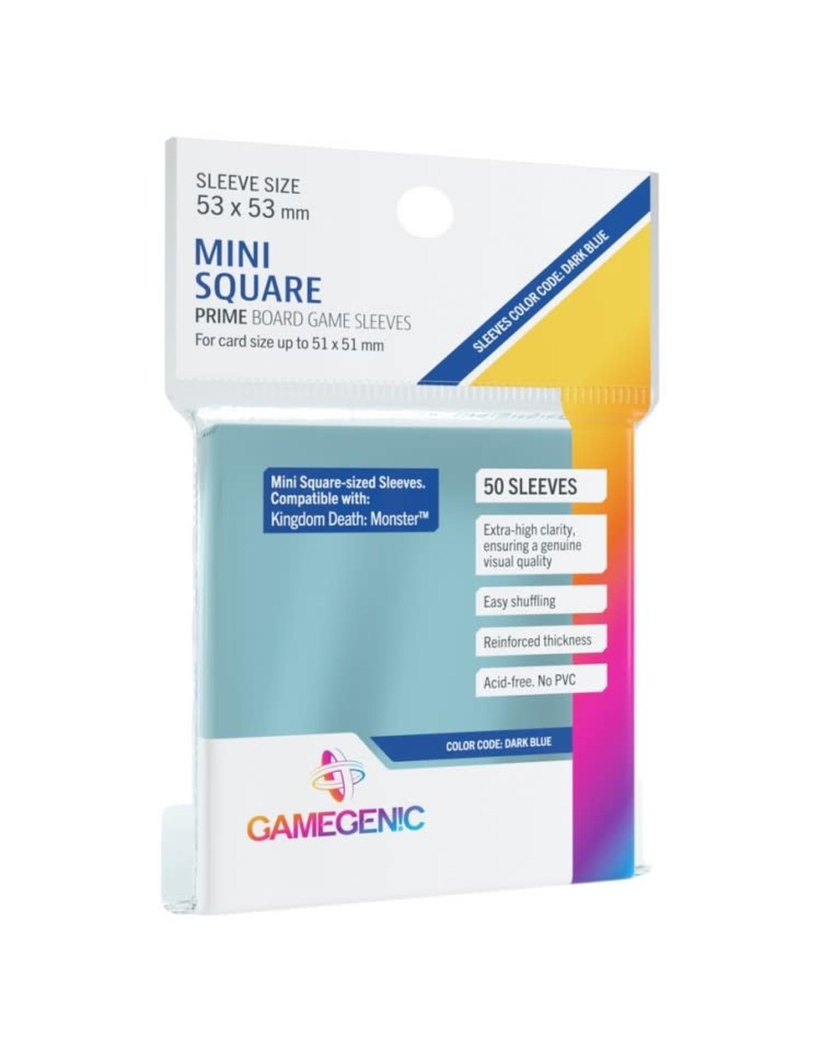 GameGenic DP: Prime: Mini-Square Dark Blue (50)