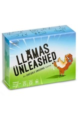 Teeturtle Llamas Unleashed