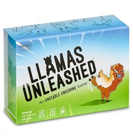 Teeturtle Llamas Unleashed