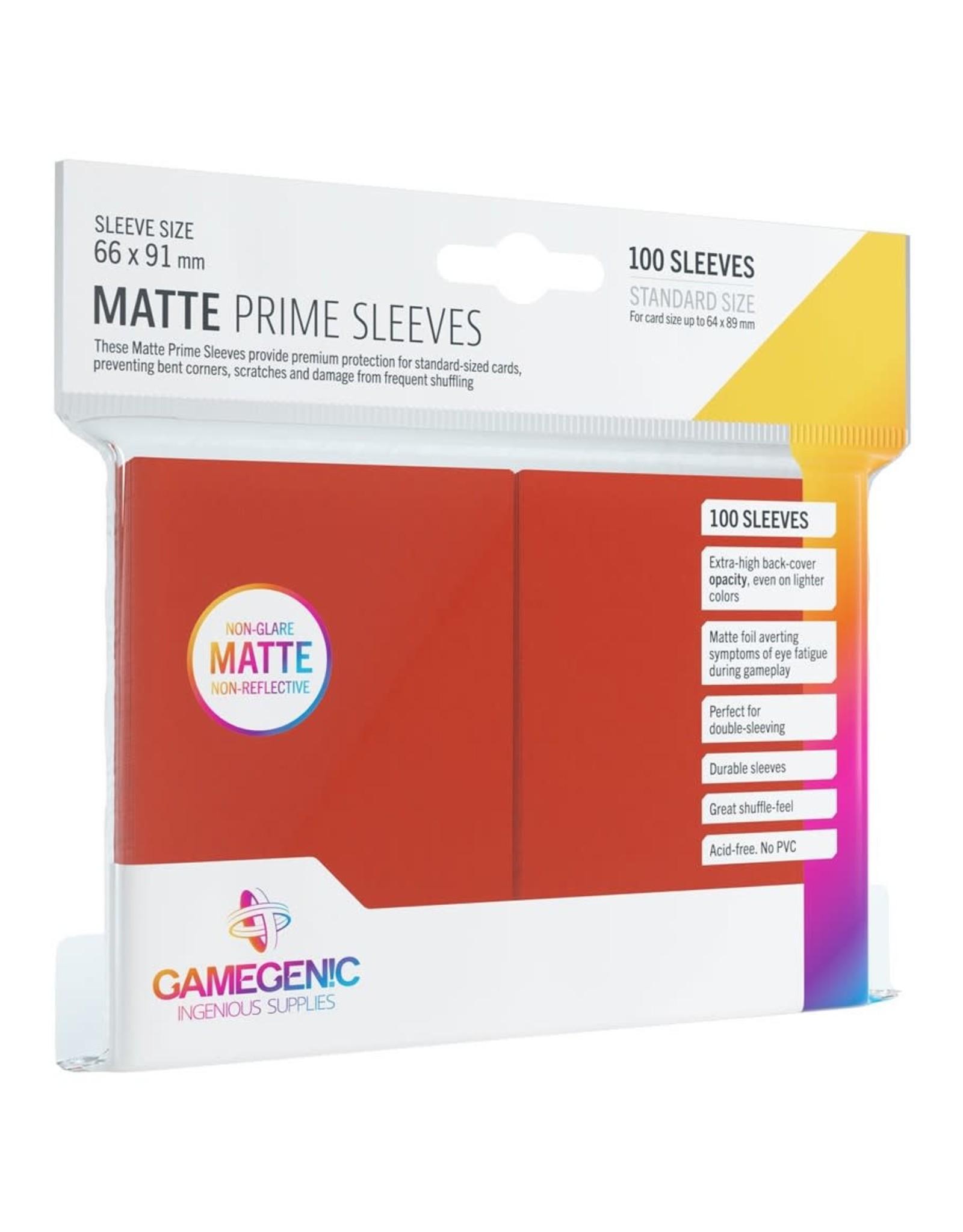 GameGenic DP: Matte Prime: RD (100)