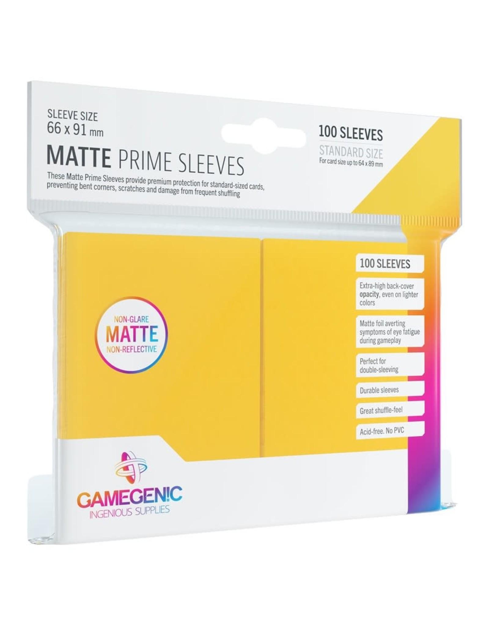 GameGenic DP: Matte Prime: YE (100)