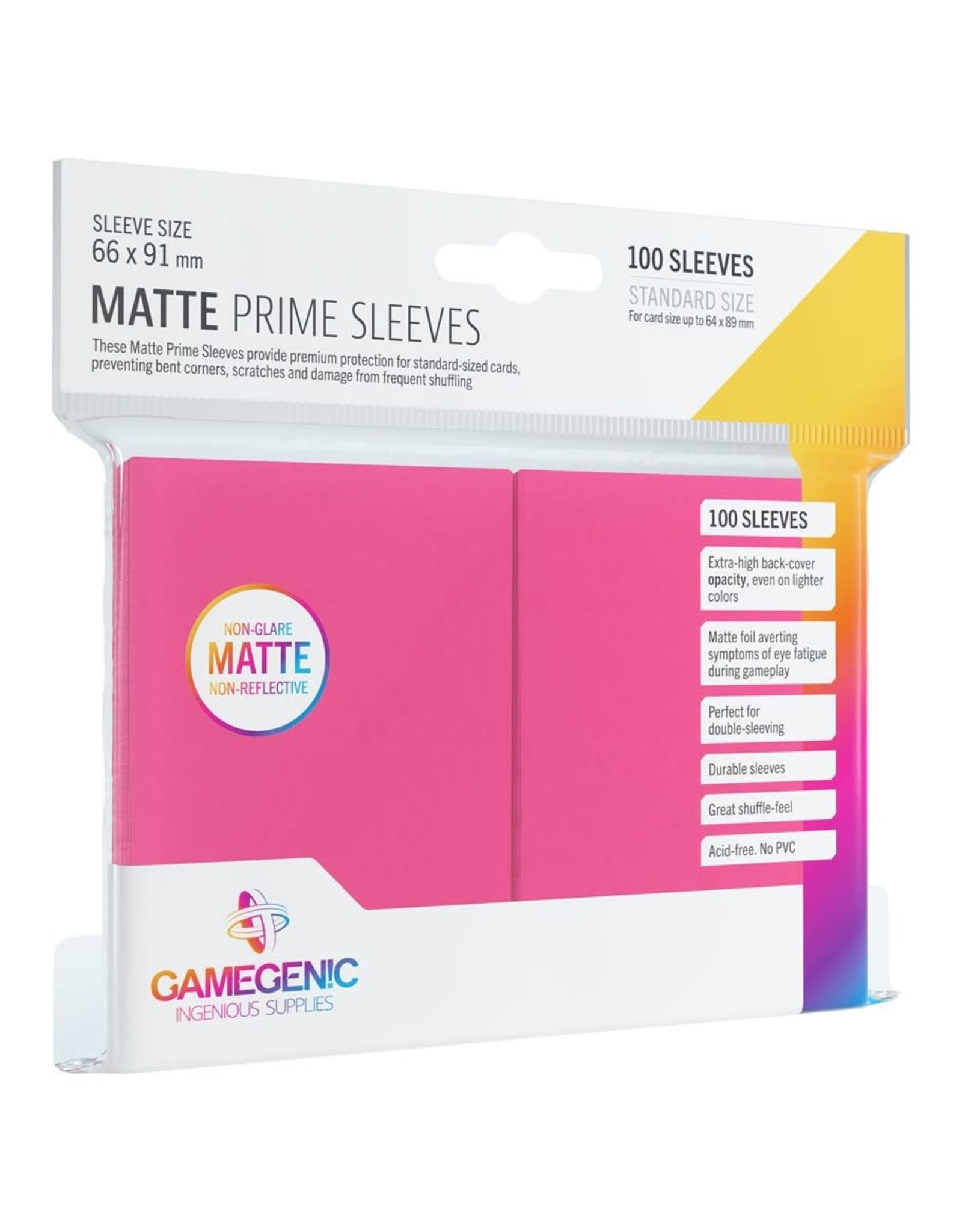 GameGenic DP: Matte Prime: PK (100)