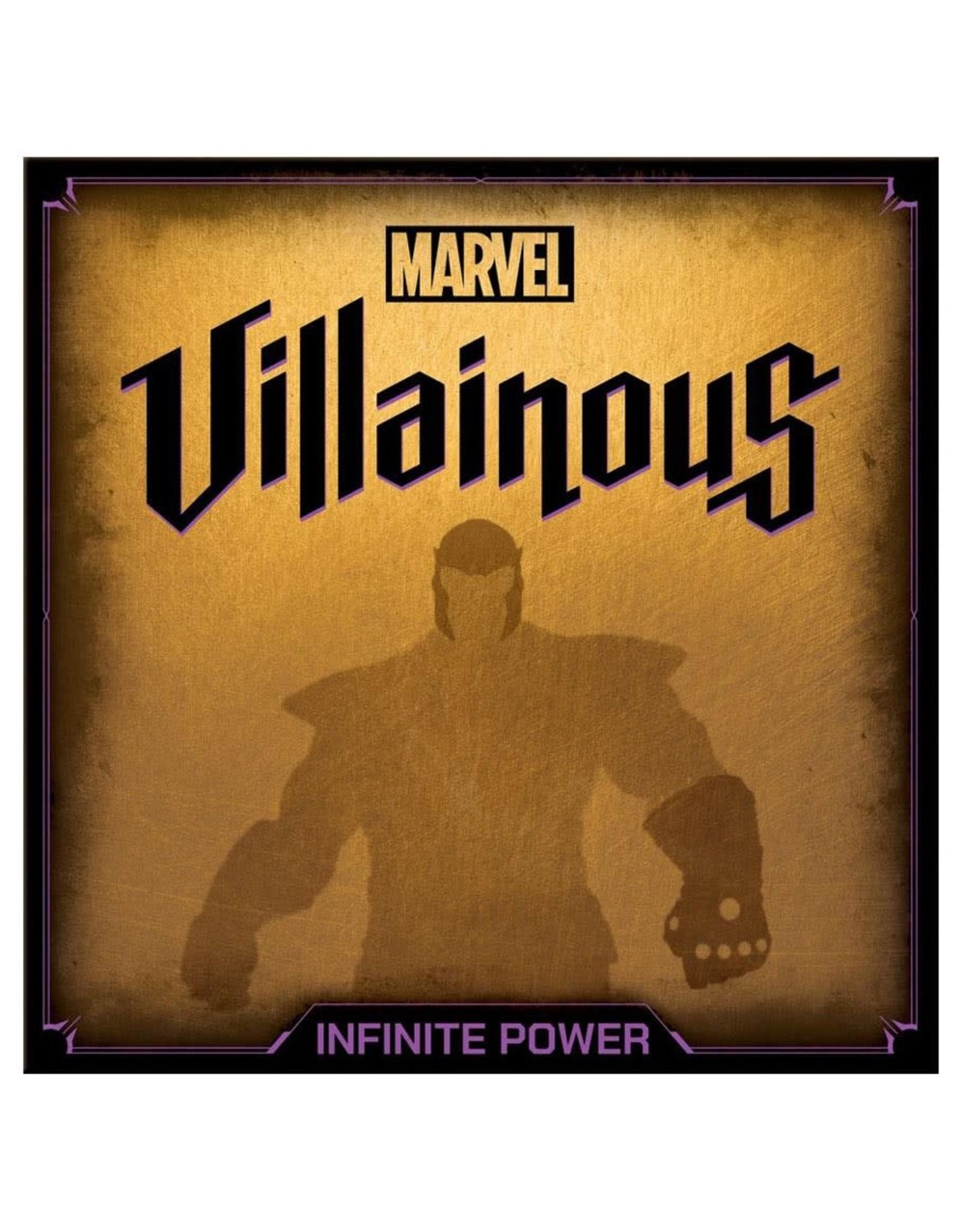 Ravensburger Marvel Villainous: Infinite Power