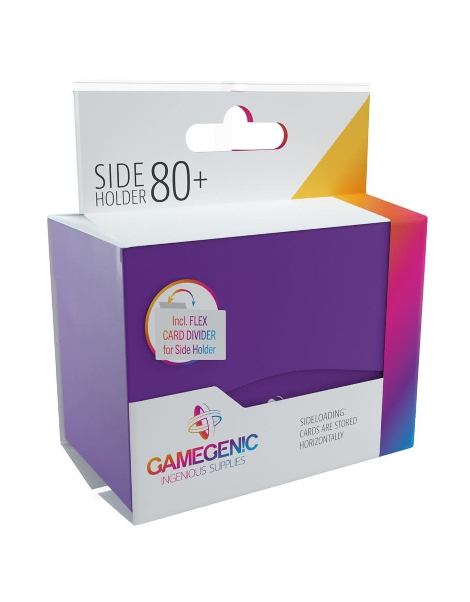 GameGenic DB: Side Holder 80+ PU