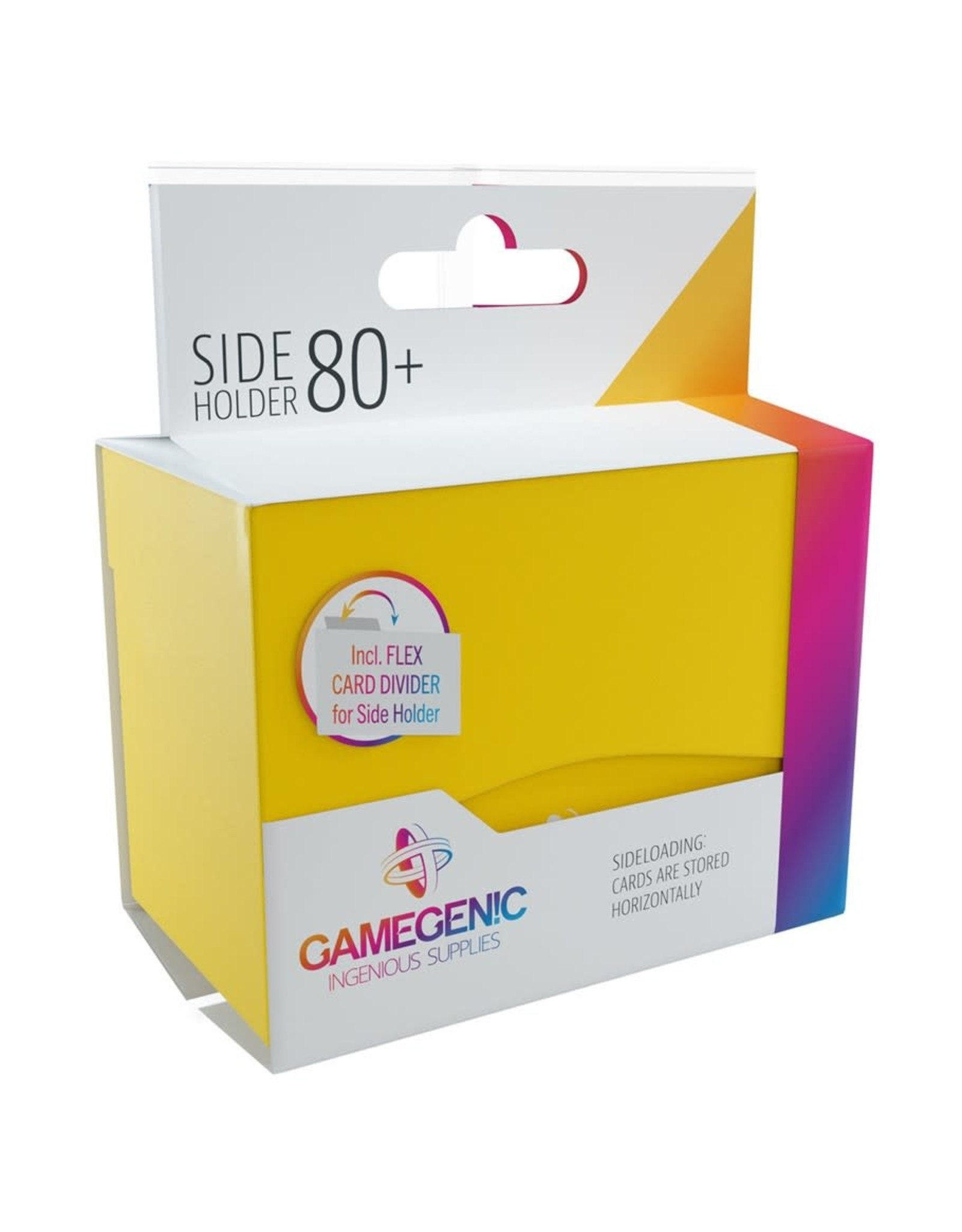 GameGenic DB: Side Holder 80+ YE