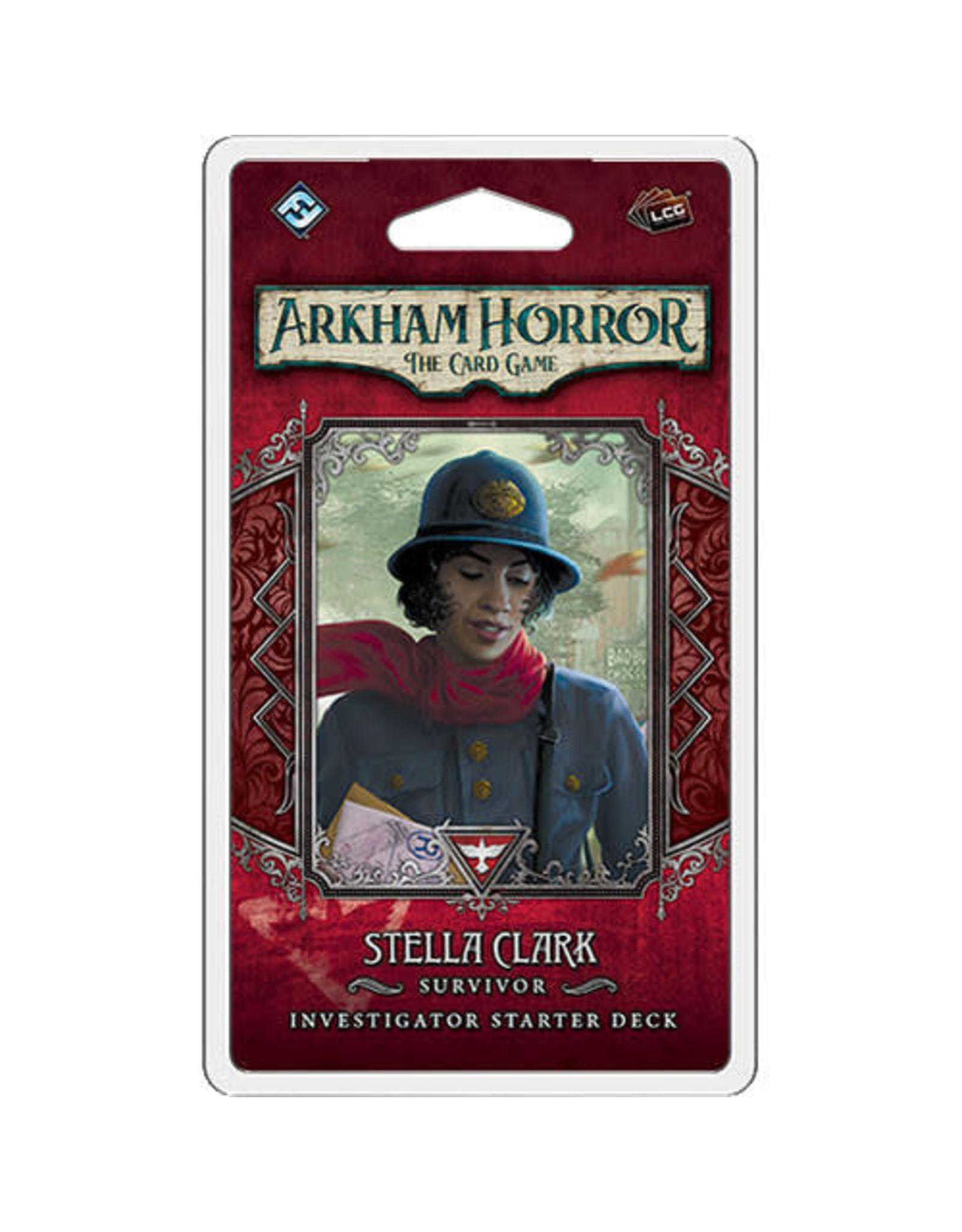 Fantasy Flight Games AH LCG: Stella Clark Investigator