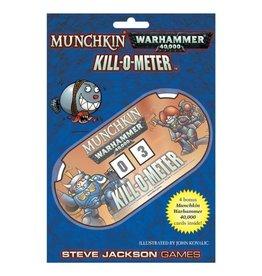 Steve Jackson Games Munchkin: WH 40K: Kill-O-Meter