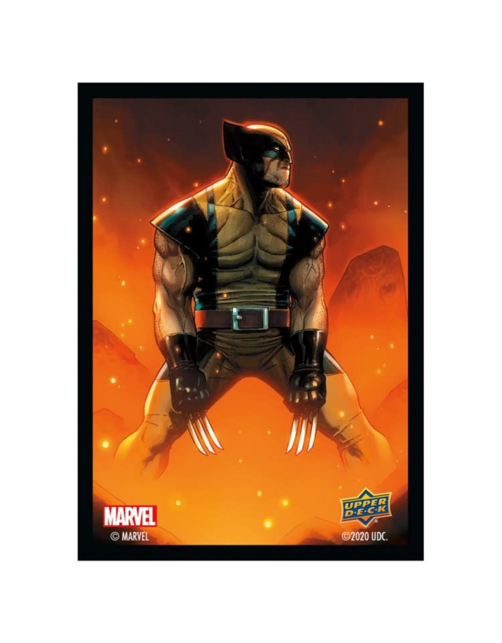 Upper Deck DP: Marvel: Wolverine (65)