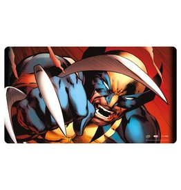 Upper Deck Play Mat: Marvel: Wolverine