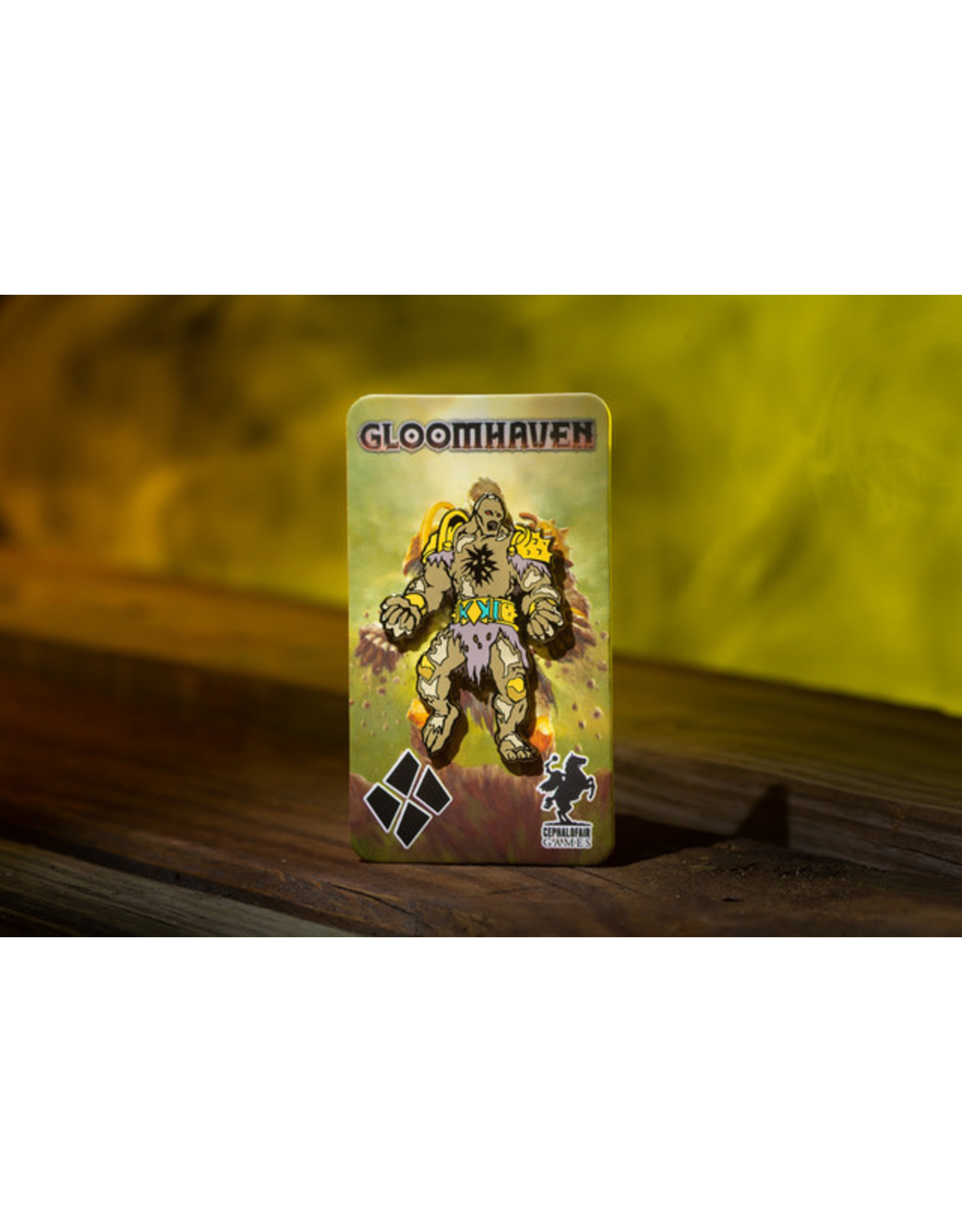 Cephalofair Games Gloomhaven: Collectors Pin