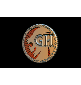 Cephalofair Games Gloomhaven Challenge Coin
