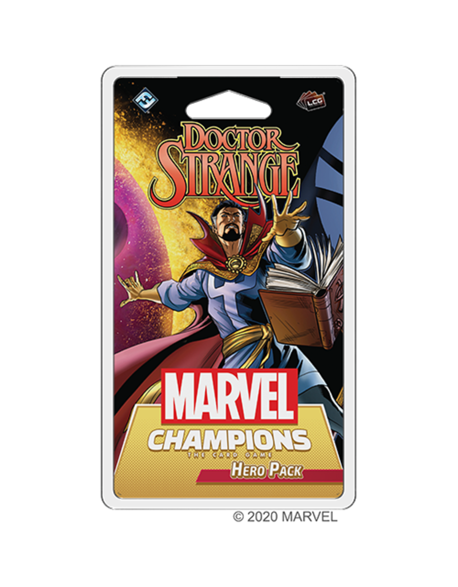 Fantasy Flight Games Marvel Champions LCG: Doctor Strange Hero Pack