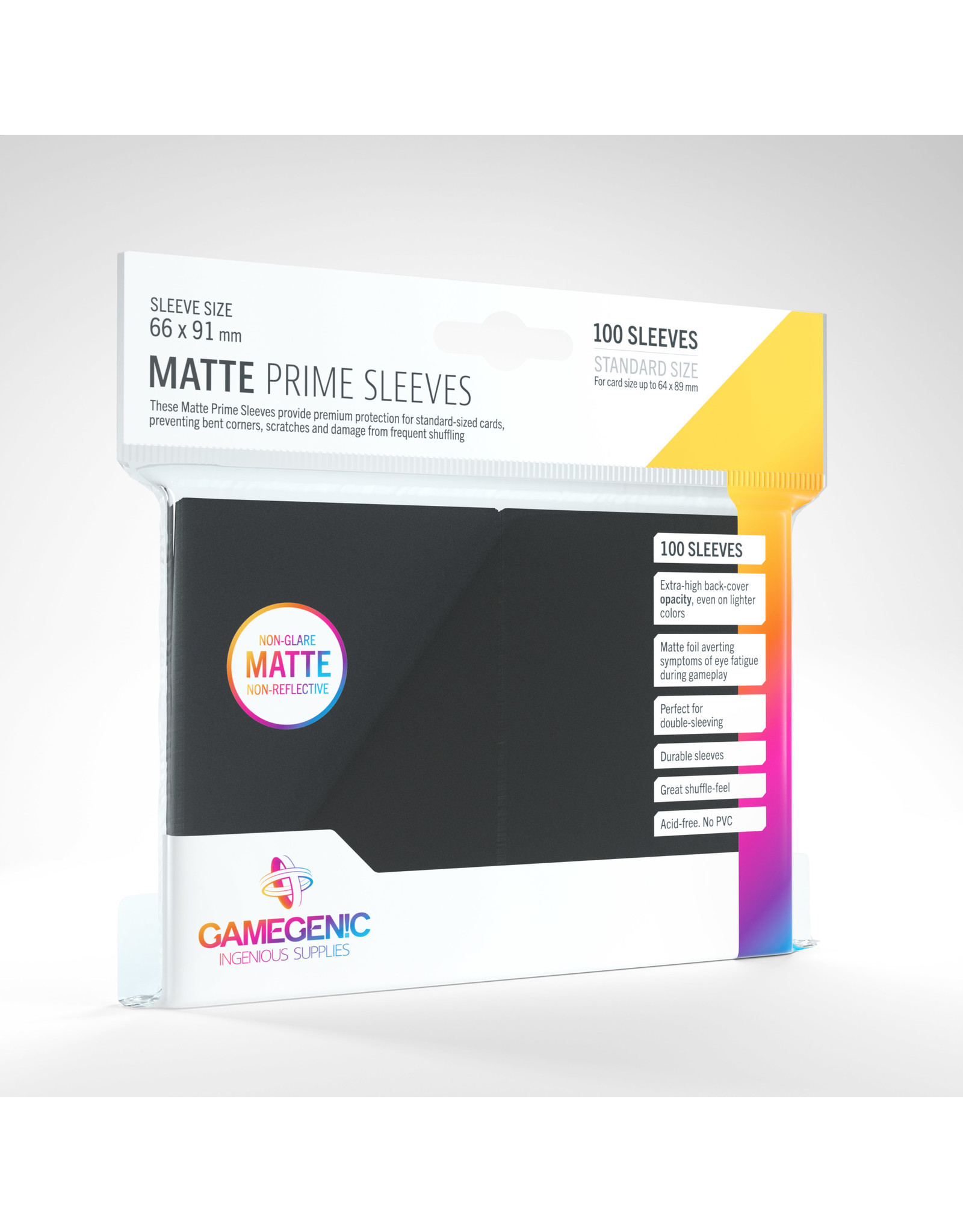 GameGenic DP: Matte Prime: BK (100)