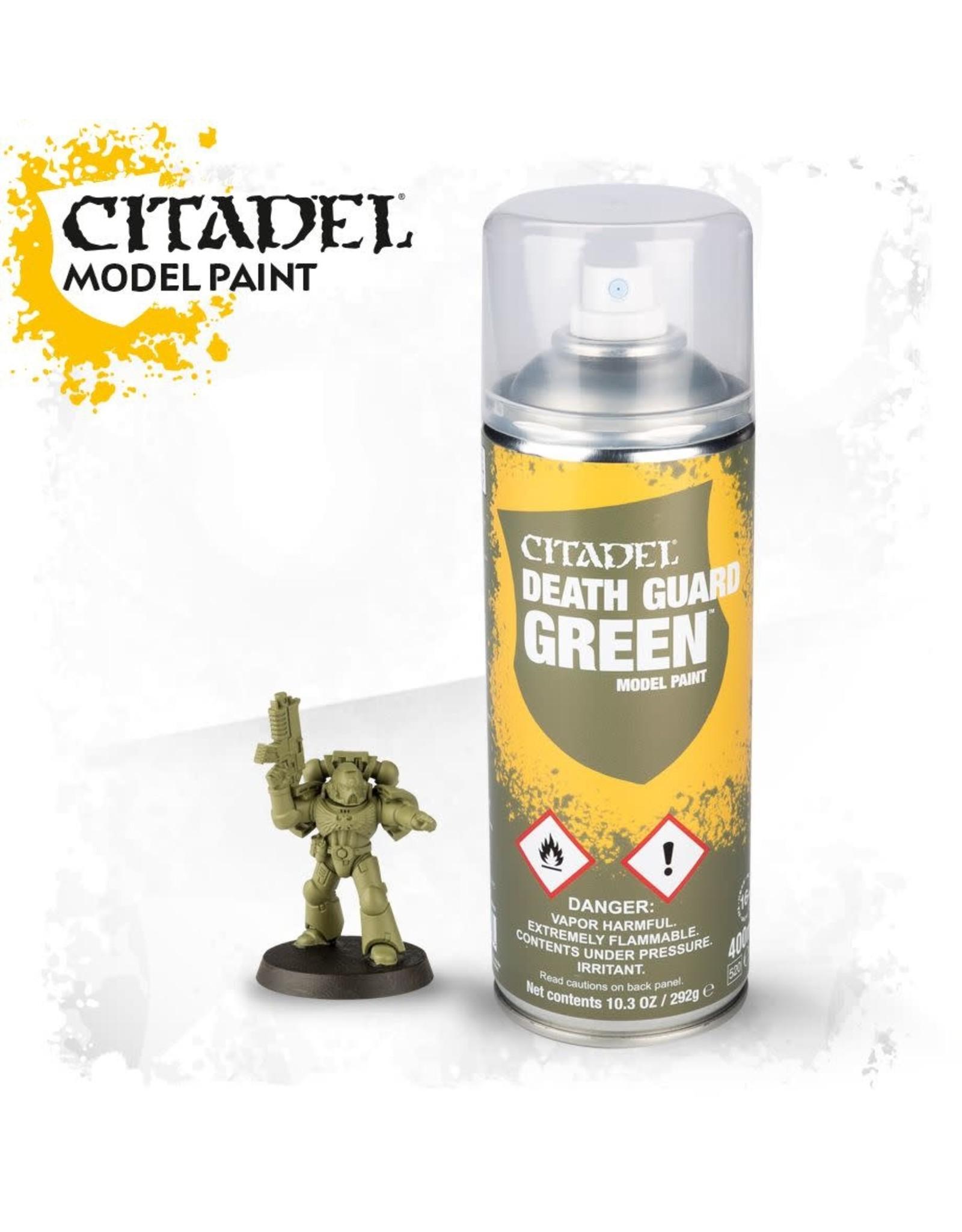Citadel Death Guard Green Spray