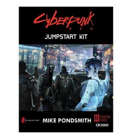 R. Talsorian Games Cyberpunk Red Jumpstart Kit