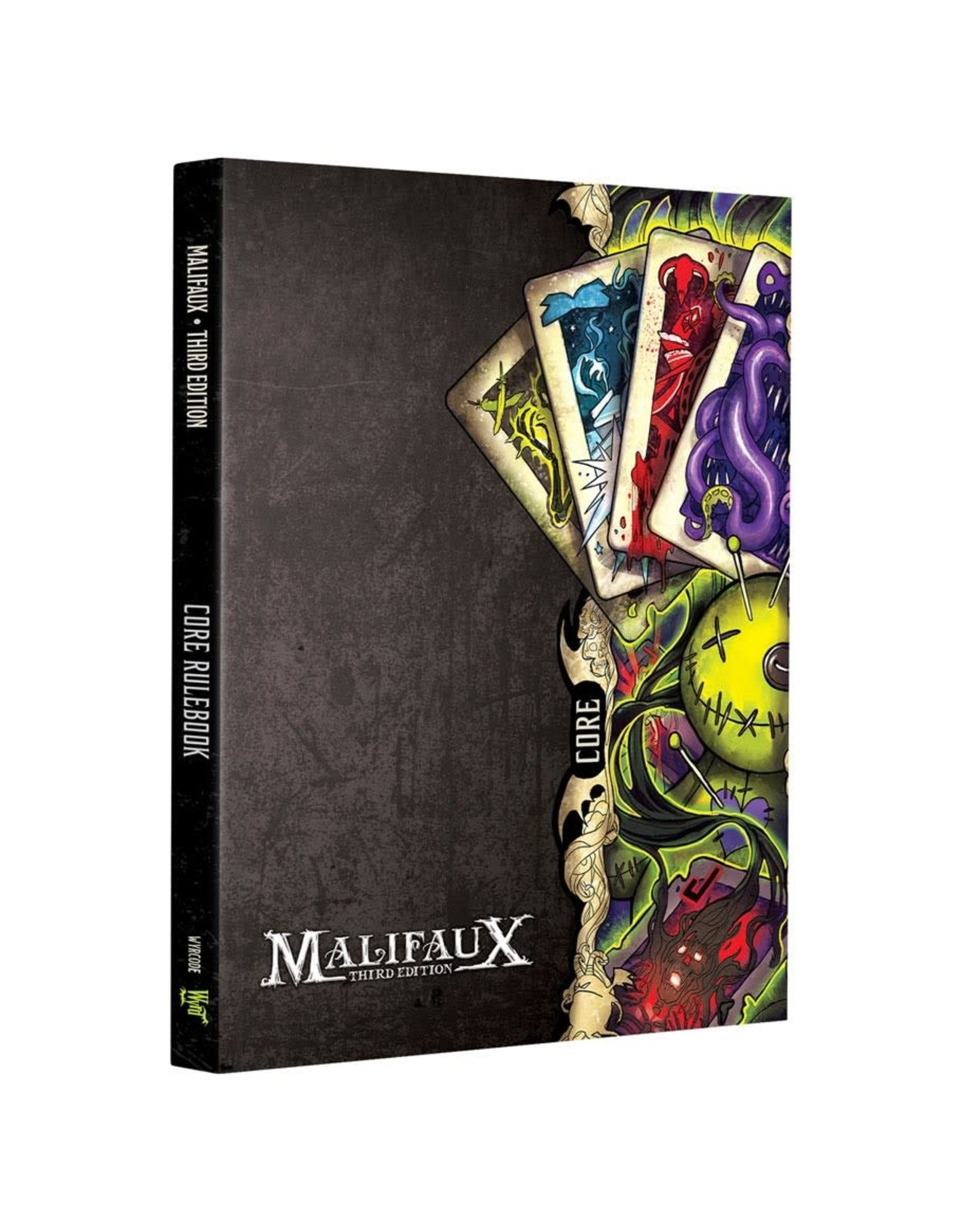 Wyrd Miniatures Malifaux Core Rulebook 3rd Edition