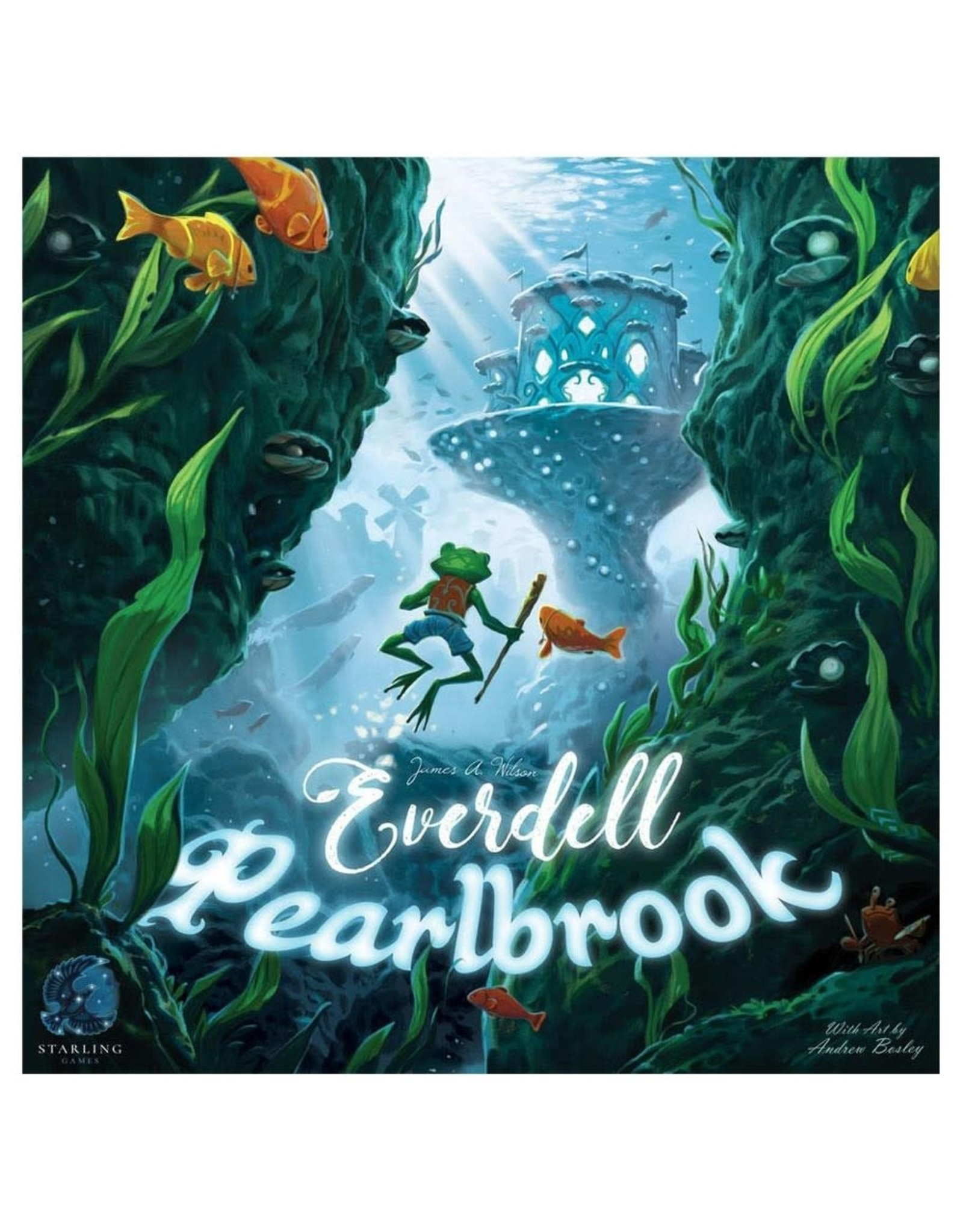 Starling Games Everdell: Pearlbrook Expansion