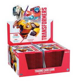 Wizards of the Coast Transformers TCG: Wave 1 Booster Box