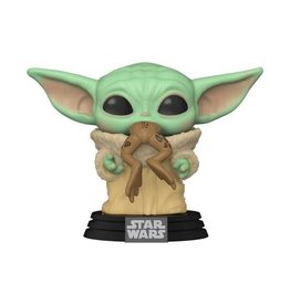 Funko Games Star Wars Pop: The Child with Frog