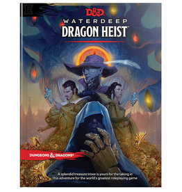 Wizards of the Coast Dungeons and Dragons RPG: Waterdeep - Dragon Heist