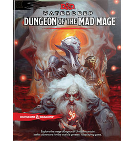 Wizards of the Coast Dungeons and Dragons RPG: Waterdeep - Dungeon of the Mad Mage