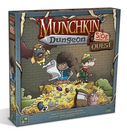 Steve Jackson Games Munchkin Dungeon: Side Quest