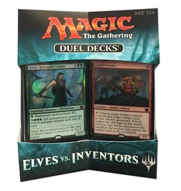 Wizards of the Coast MTG Duel Decks: Elves Vs. Inventors