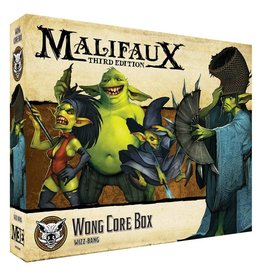Wyrd Games Bayou: Wong Core Box