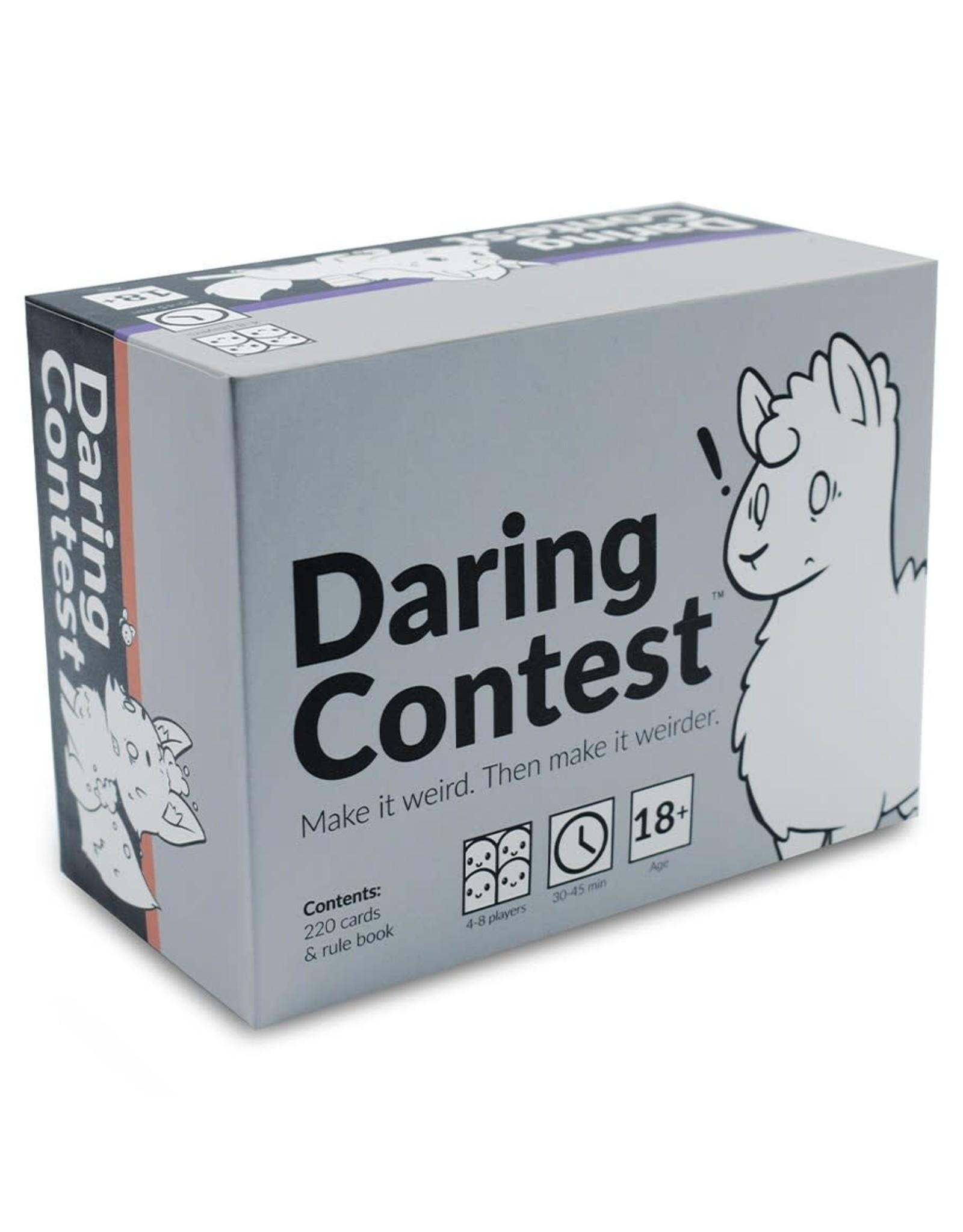 Teeturtle Daring Contest: Base Game
