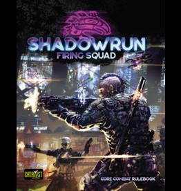 Catalyst Game Labs Shadowrun RPG: Firing Squad