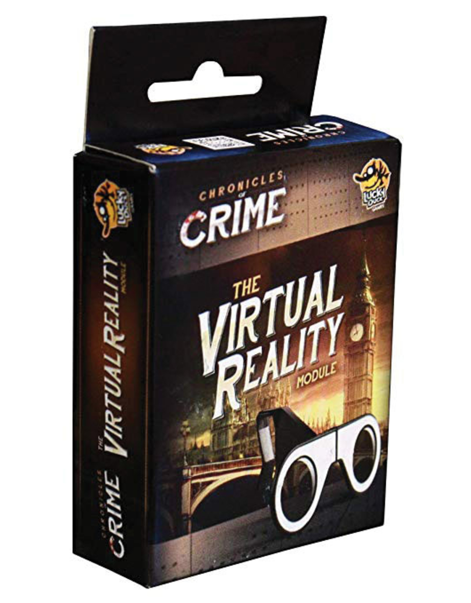 Lucky Duck Games Chronicles of Crime: Virtual Reality Module