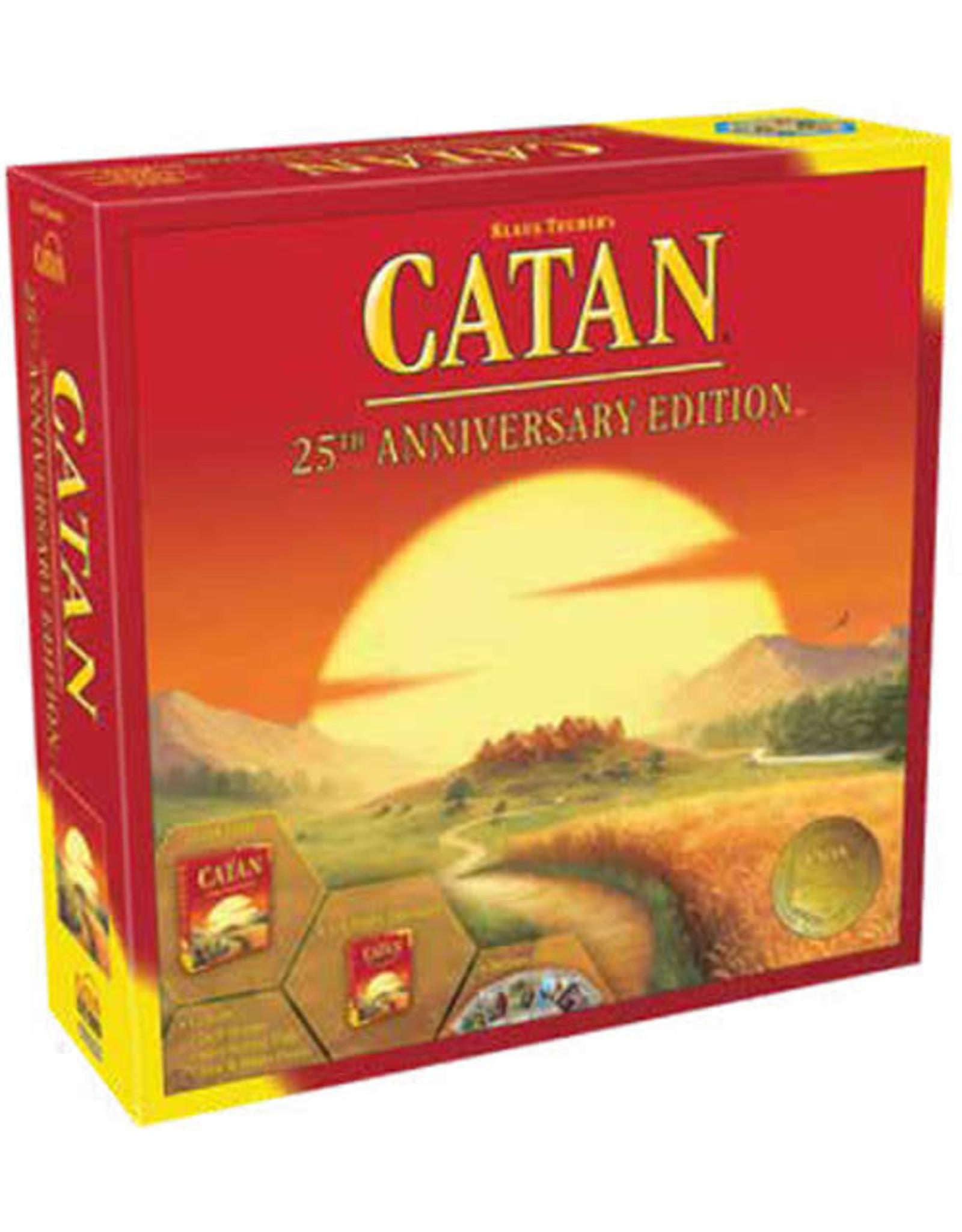 Catan Catan: 25th Anniversary Edition