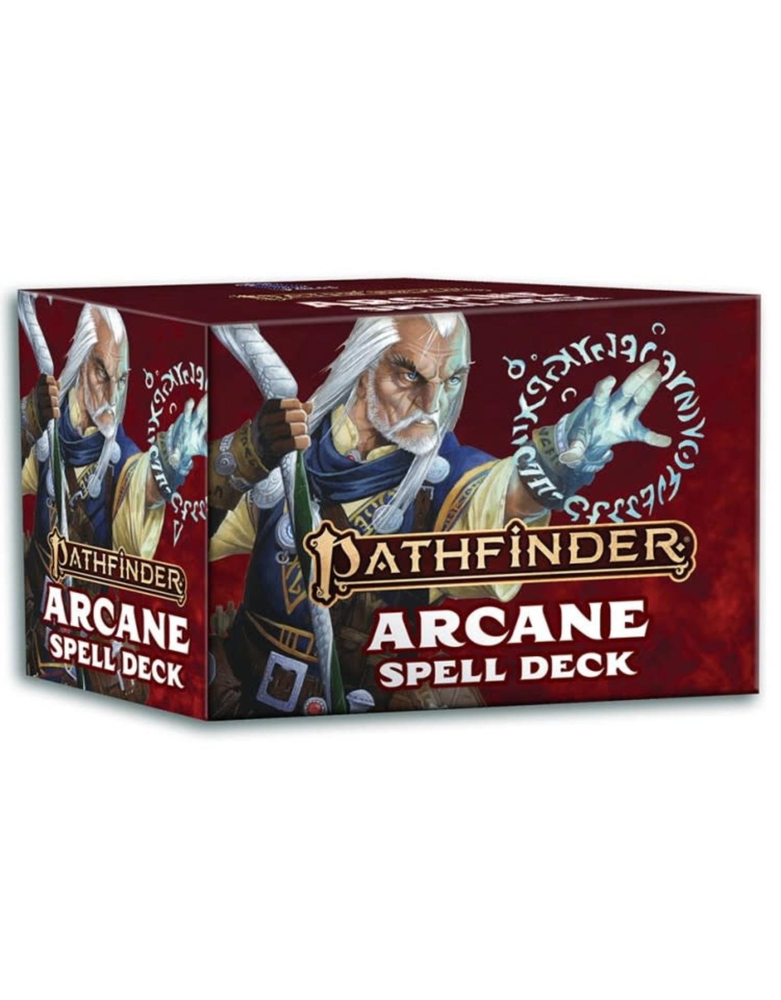 Paizo Publishing Pathfinder RPG: Spell Cards - Arcane (P2)
