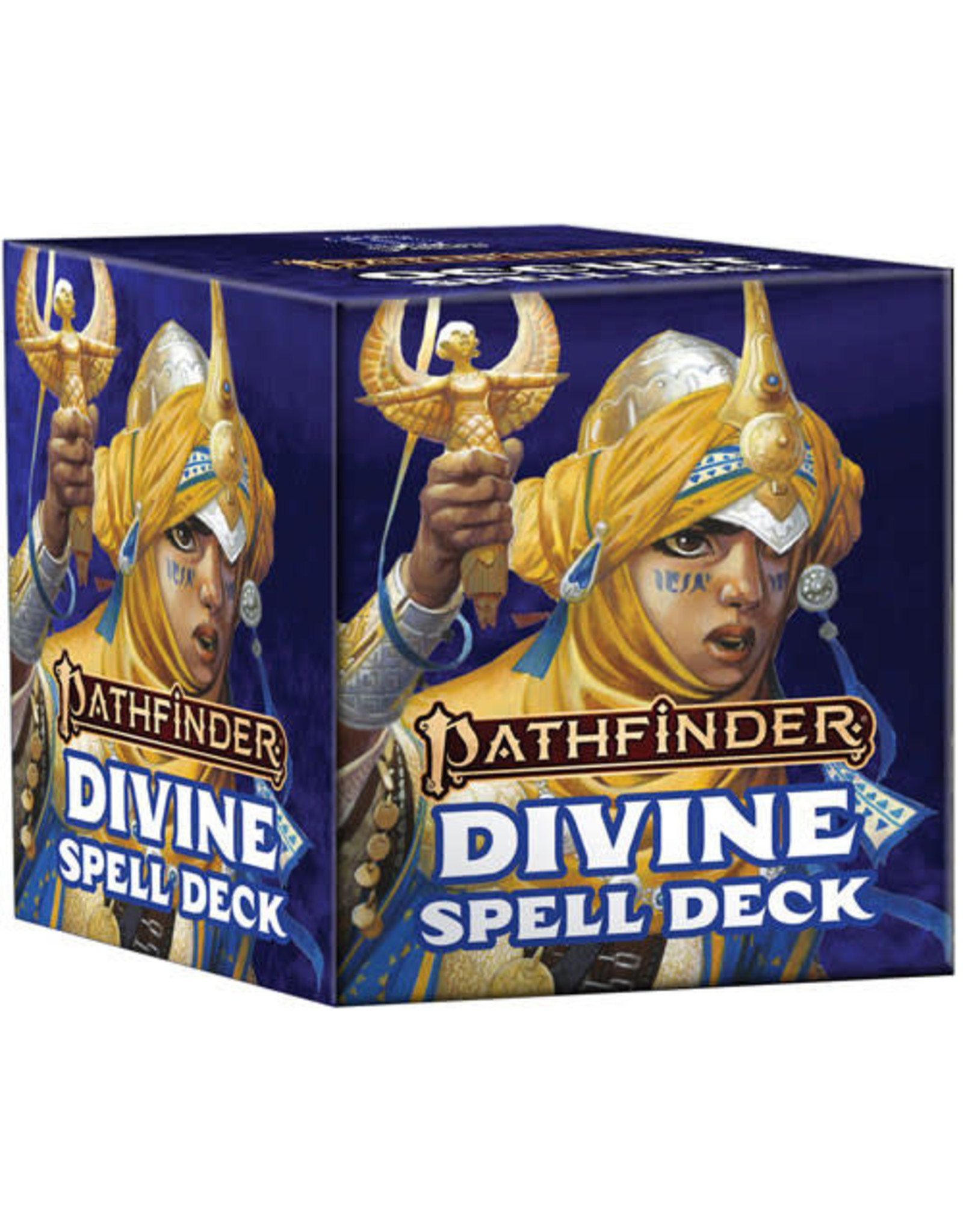 Paizo Publishing Pathfinder RPG: Spell Cards - Divine (P2)