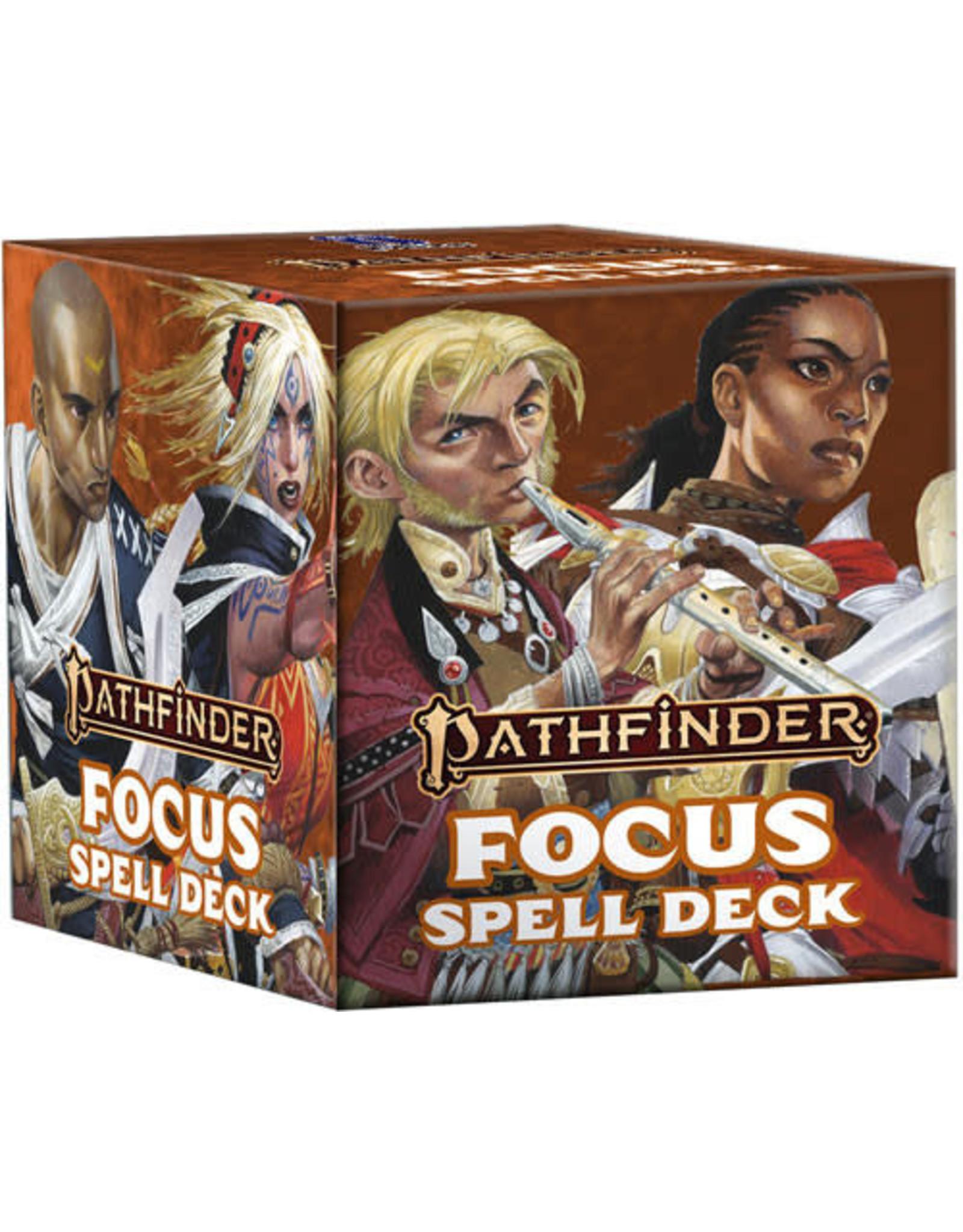 Paizo Publishing Pathfinder RPG: Spell Cards - Focus (P2)