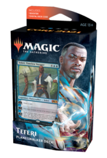 Wizards of the Coast MTG: Core 2021 Teferi Planeswalker Deck