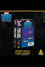 Atomic Mass Games Marvel Crisis Protocol: Spider-Man & Ghost-Spider