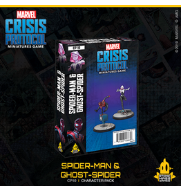 Atomic Mass Games Marvel Crisis Protocol: Spider-Man & Ghost-Spider