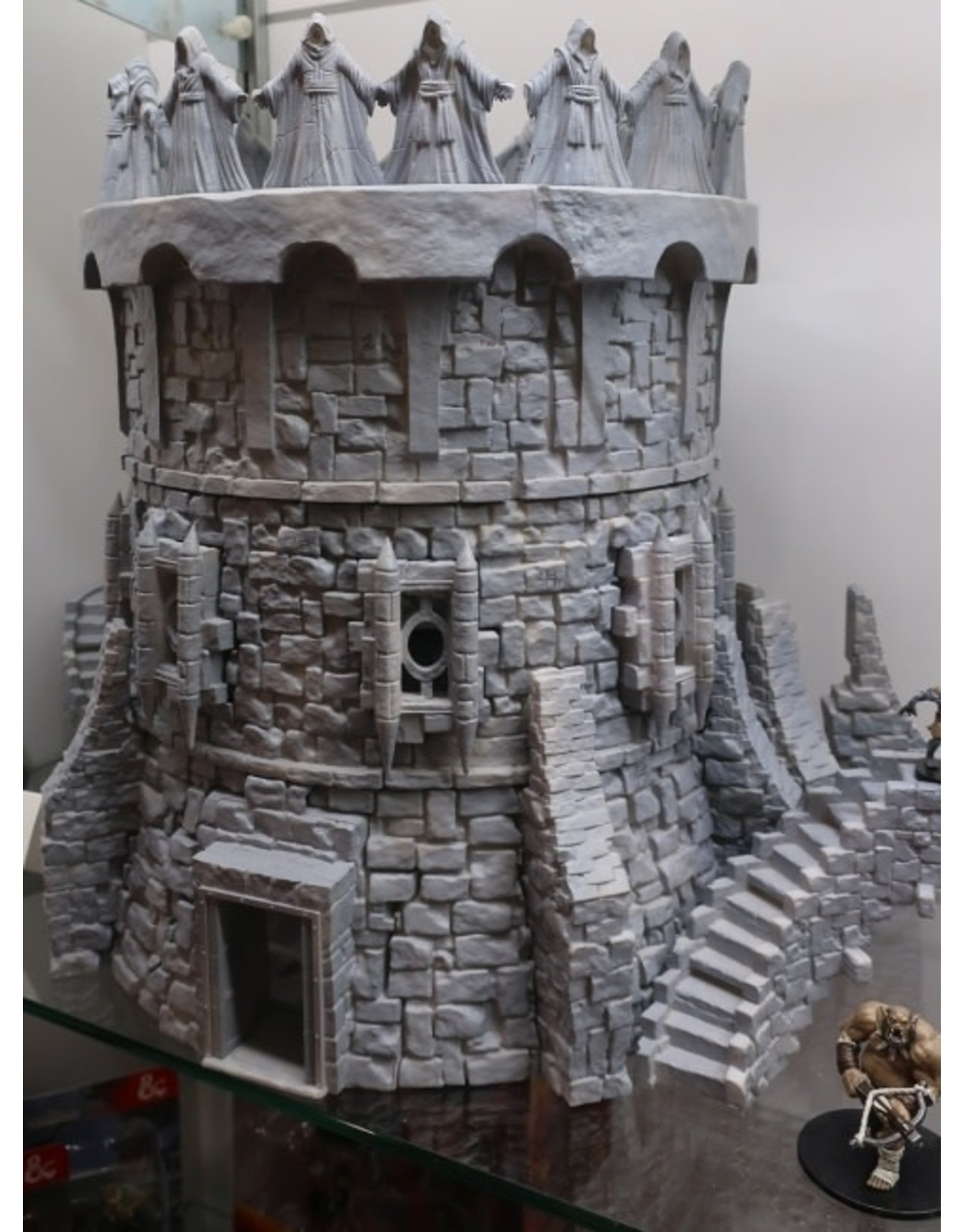 WizKids Dungeons & Dragons Fantasy Miniatures: Icons of the Realms The Tower