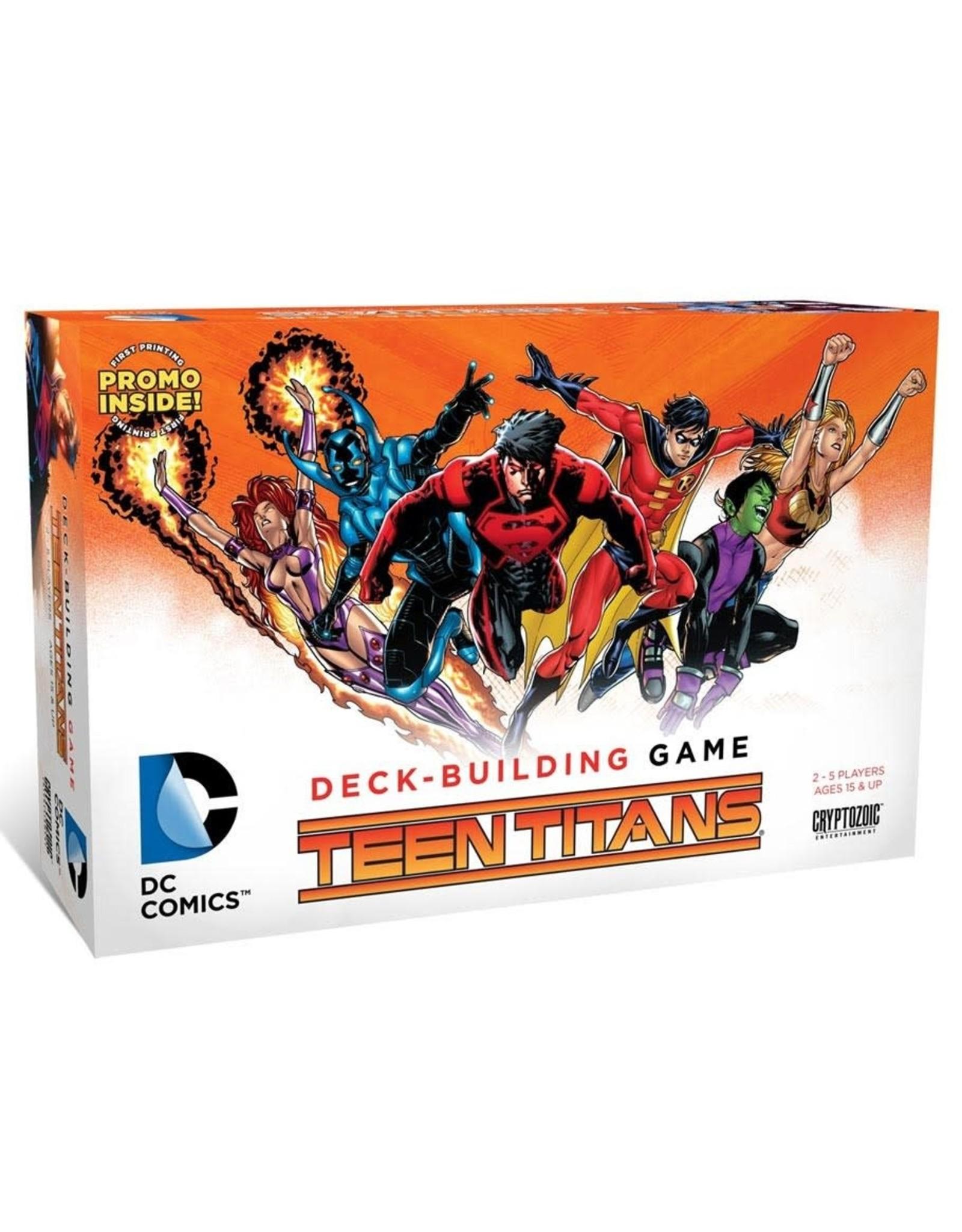 Cryptozoic DC Comics DBG: Teen Titans