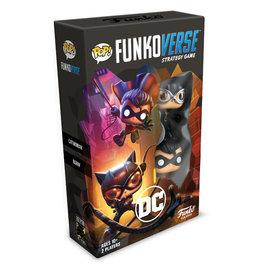 Funko Games POP! Funkoverse Strategy Game DC Comics 101 Expandalone