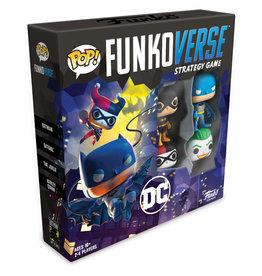 Funko Games POP! Funkoverse Strategy Game DC Comics 100 Base Set