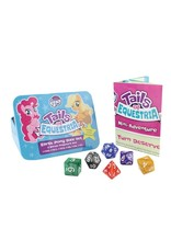 River Horse My Little Pony RPG: Earth Pony Dice Set