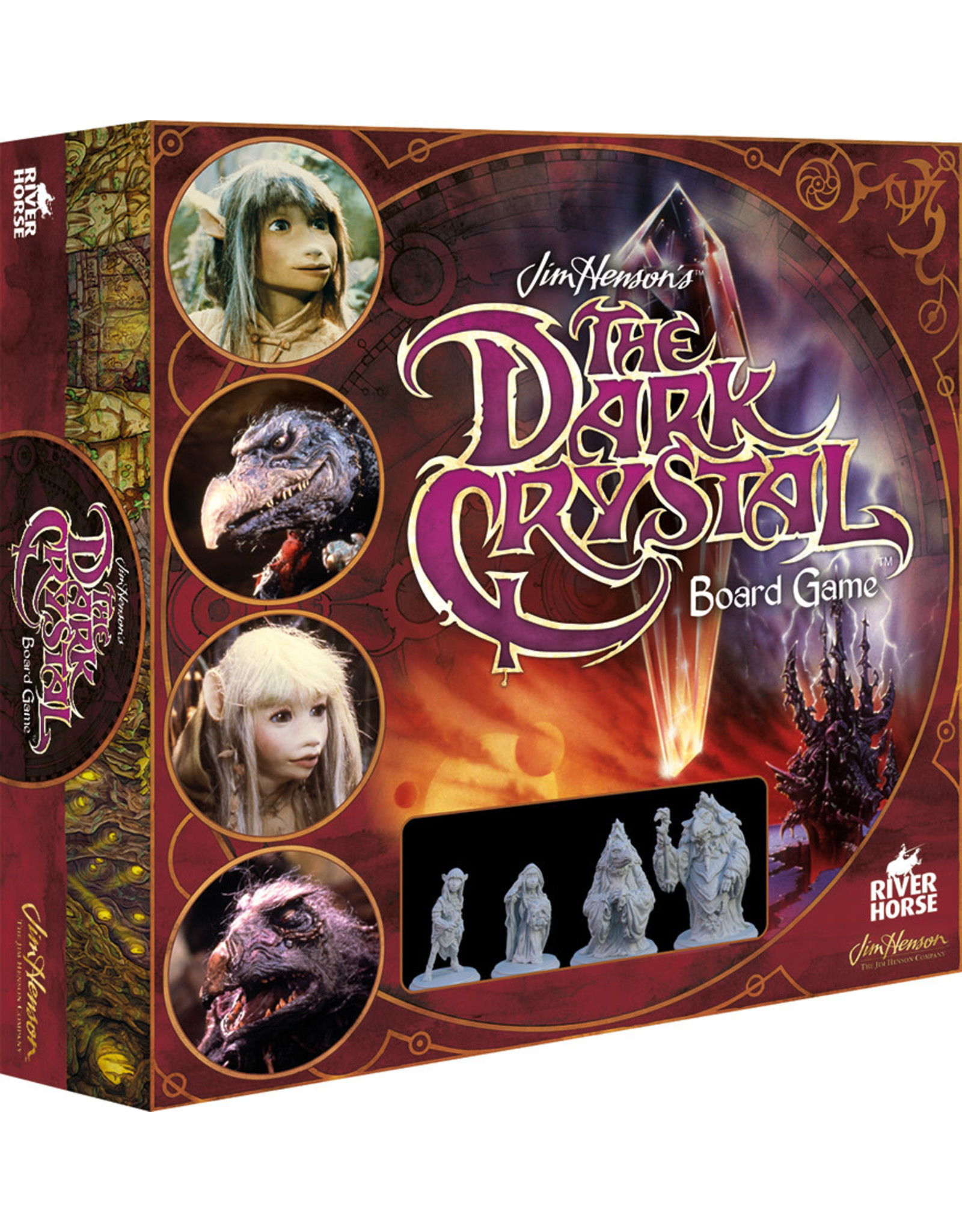 River Horse Jim Henson`s The Dark Crystal: The Board Game