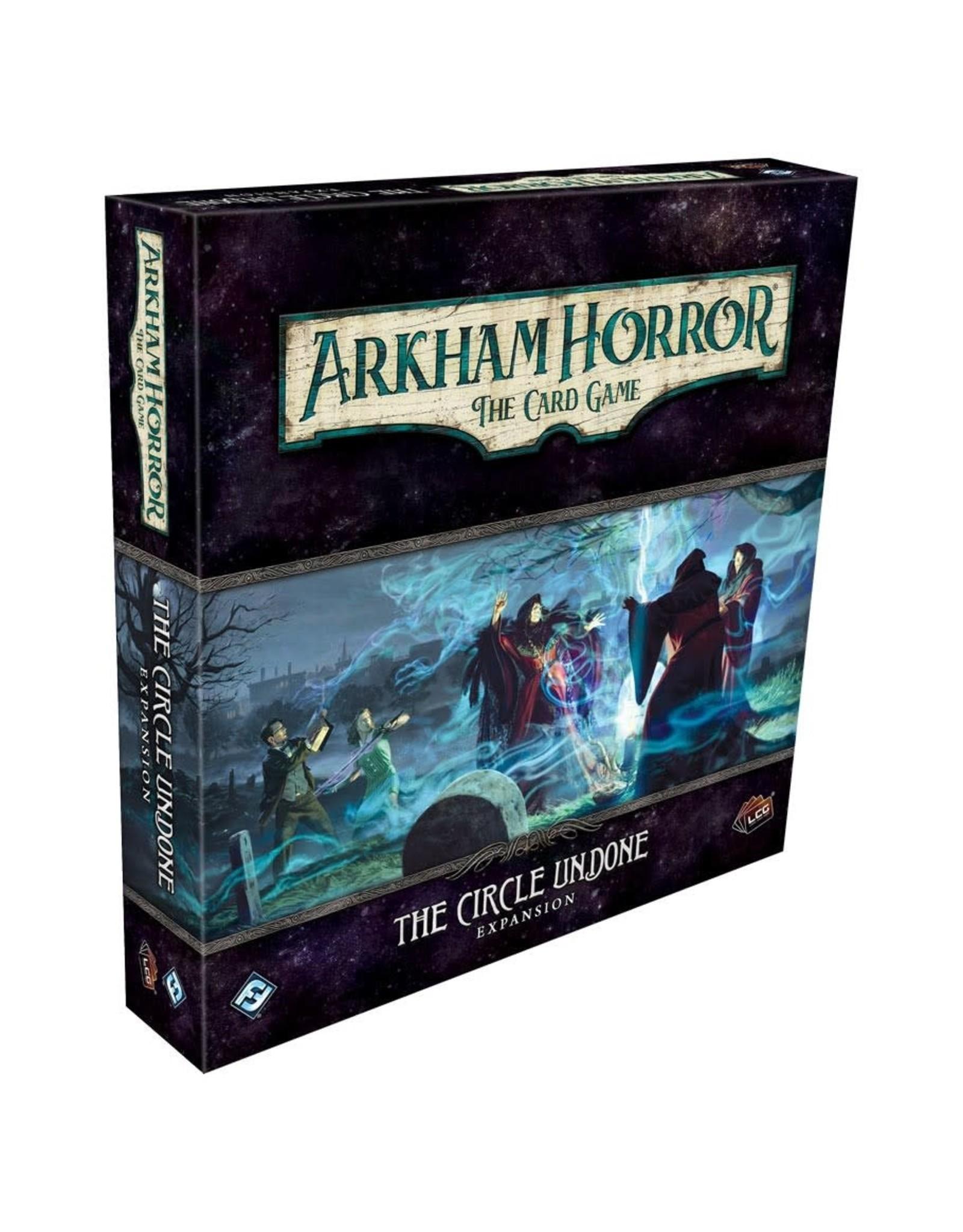 Fantasy Flight Games AH: LCG: The Circle Undone