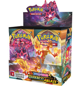 The Pokemon Company Pokemon TCG: Sword & Shield - Darkness Ablaze Booster Box