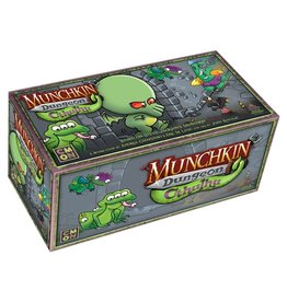 Steve Jackson Games Munchkin Dungeon: Cthulhu